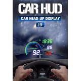 Tablero Automotor Digital Head Up Display Hud Obd2 Huddo I9