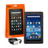 Tablet Amazon Fire 7 Amazon Quadcore,8gb,wifi,dualcam Negro
