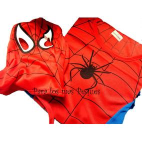 Disfraz Superhéroes: Hombre Araña, Superman, Capitán América