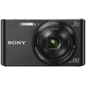 Câmera Sony Cyber-shot Dsc W830 Zoom 8x 20.1mp+ Cartão