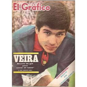 El Gráfico 2447 - Bambino Veira San Lorenzo/ Valentin Suarez