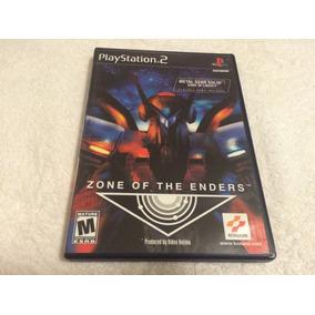 Zone Of The Enders (sony Playstation 2, 2001) Para Coleção