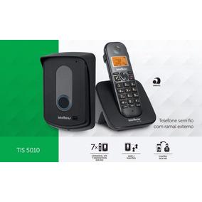 Porteiro Eletrônico Com Telefone S/fio Intelbras Tis 5010