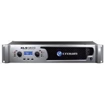 Amplificador Potência Processada Xls1500 Crown 1550 W