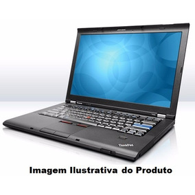 Notebook Lenovo Thinkpad T410 Core I5 2gb Hd 320gb Semi Novo