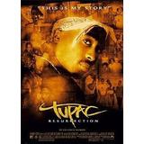 Dvd Tupac: Resurrection Importada Película 100% Original
