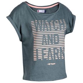Remera Topper Gtw - Watch And Learn Mujer