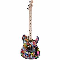 Guitarra Colorida Custom Colors Marcinho Eiras Tagima