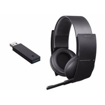 Headset Sony Pulse Wireless Sem Fio Stereo 7.1 Ps3 Ps4 Pc