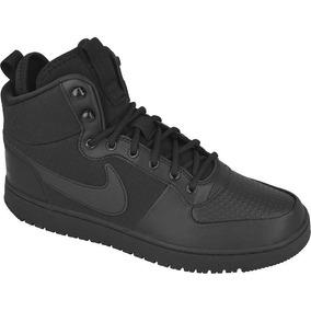 Tenis Nike Bota Court Negro Hombre Aa0547-002