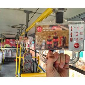 Bus Handle - Mídia Em Alça De Apoio Para Ônibus - Pega Mão