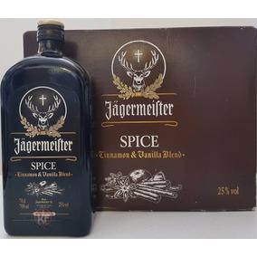 Licor Jägermeister Spice 700ml Lacrado - Leia Anuncio