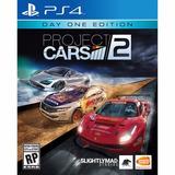 Project Cars 2 | Edición Lanzamiento | Ps4 | Físico |