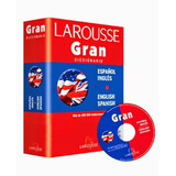 Diccionario Larousse Español - Ingles / Sofware Pc Y Laptop