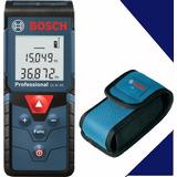 Medidor De Distância Glm 40 - Trena À Laser (bosch) + Pilhas
