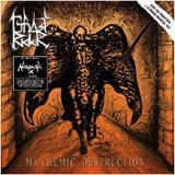 Ghostrider Mayhemic Destruction Lp Necrodeath Thrash Metal