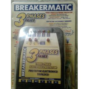 Protector Breakermatic Trifasico