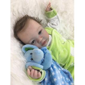 Cris Couto Bonecas-bebe Reborn Shyann Boy Encomenda 30 Dias