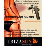 Salto Bronceado Sin Sol Ibiza Sun Cuerpo Entero