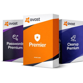 Avast Premier 2018 5 Pc- 1 Año