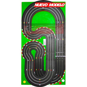 Super Monza3-300 Peraltada Nuevo Modelo