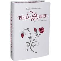 Bíblia Da Mulher Grande De Estudo Borda Florida Ra