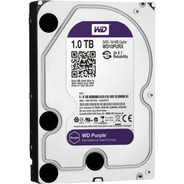 Disco Rigido 1tb Purple Western Digital Cctv Seguridad Dvr