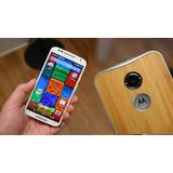 Motorola Moto X 2 Segunda Generacion 16gb Bamboo Blanco