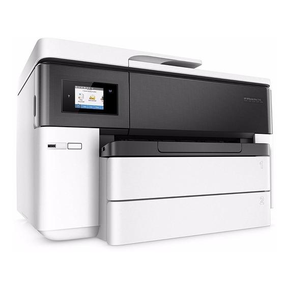 Impresora A3 Hp 7740 Multifunción Color Wifi Duplex Oficio