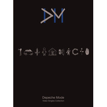 Depeche Mode 55 Videos Singles Collection 3 Discos En Dvd