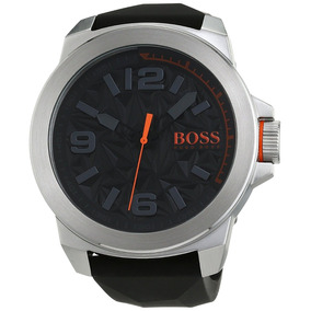 Reloj Para Hombre Hugo Boss Orange New York Acero Oferta