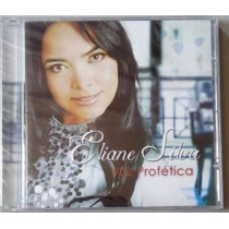 Cd Eliane Silva - Voz Profética - Tiragem Aa