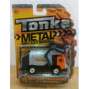 Tonka Camion Recolector Envío Gratis