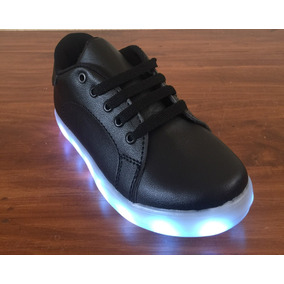 Tenis Led Luminosos 15 Al 17 Y 22 Fabrica