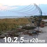 Rede Pegar Passarinho Morcego Pássaro 10x2,5m # 20mm Preço