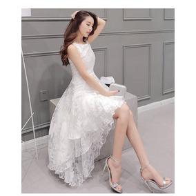 Vestido De Fiesta Moda Koreana
