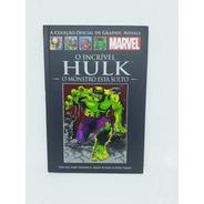Coleção Graphic Novels - Hulk - O Monstro Está Solto
