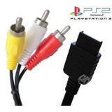 Cable Rca De Playstation Ps2 Ps3