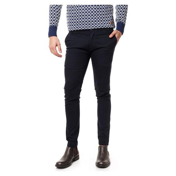 Pantalón Hombre Gabardina - Slim Fit - Varios Colores!
