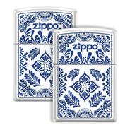 Encendedor Zippo Diseña Tu Mexico Talavera
