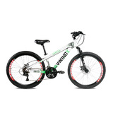 Bicicleta Vikingx Tuff 25 Freeride Aro 26 Freio A Disco Bike
