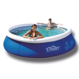 Piscina Inflable Mediana 3 Mts Ecology Instant Up
