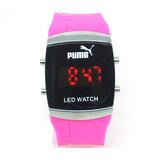 d9b7906a699 Relogio Led Watch Feminino no Mercado Livre Brasil