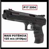 Pistola De Pressão Beeman 2004 Chumbinho New Generation + Nf