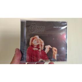 Cd David Bowie - Cracked Actor - Live Los Angeles 74 Lacrado