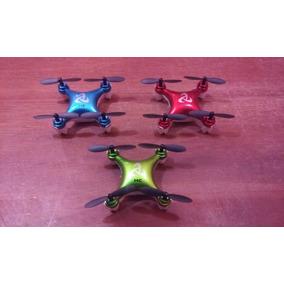 Mini Drone 6 Axis Gyro 4 Canais 360 Luz Helicóptero Voador