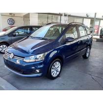 Volkswagen Suran Trendline 1.6 Msi 101cv Manual Azul 0km