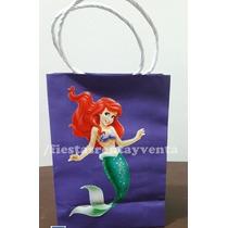 Bolsita De Dulces Princesa Ariel