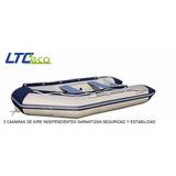 Bote Gomon Piso Aluminio Desarmable 2,30mts Ltceco