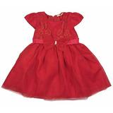 Vestido Bebê Petit Cherie